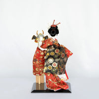 "Japanese Doll  ""Yaegaki Princess"" Size10 日本人形 八重垣 10号"