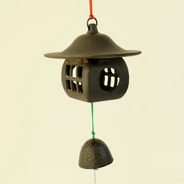 Cast Iron Wind Bell