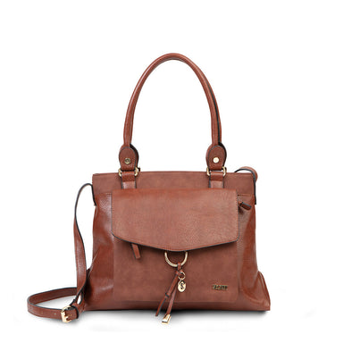 Cartera Uppsala Fw20 Tote Brown L