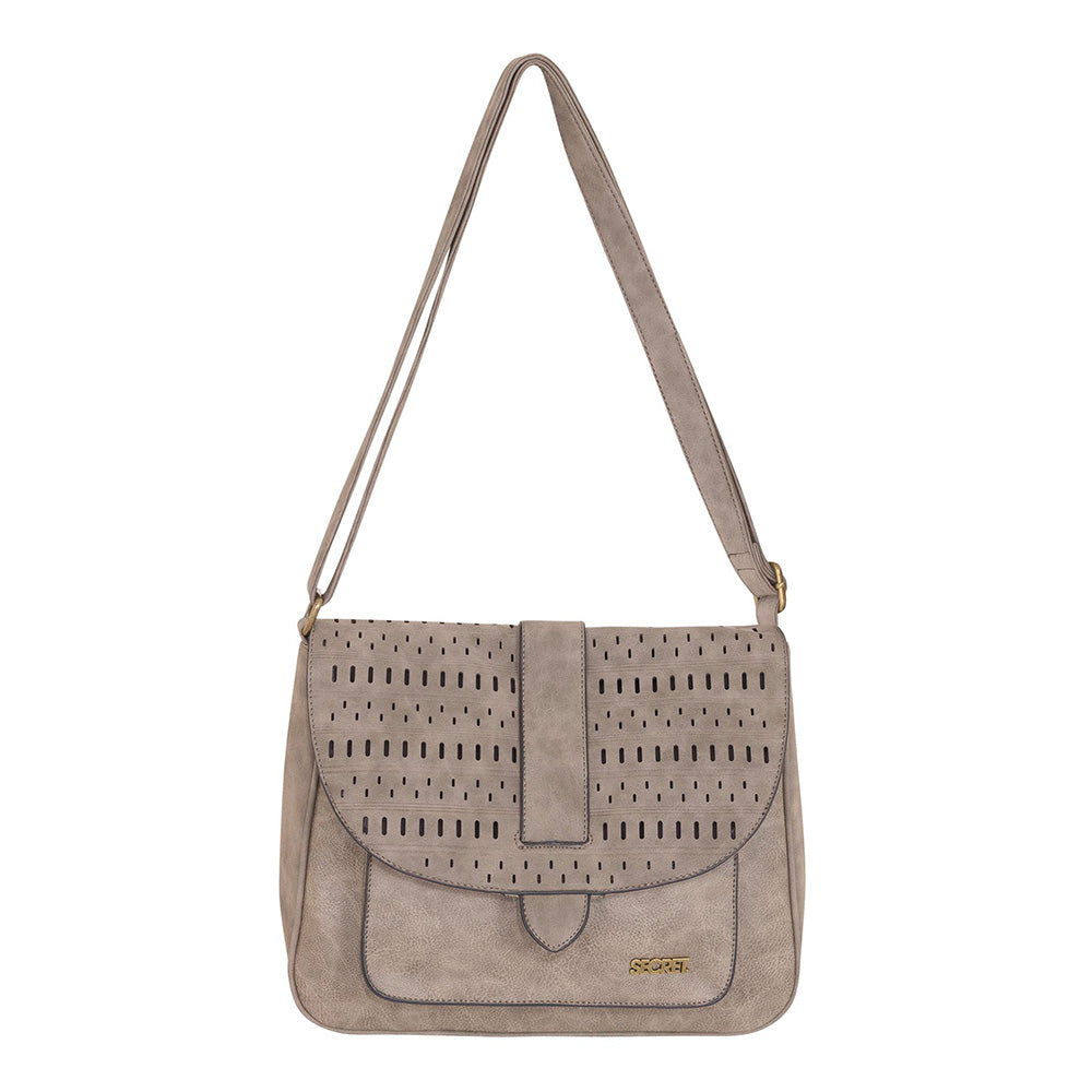 Cartera Baltimore Cross Bag Gris L