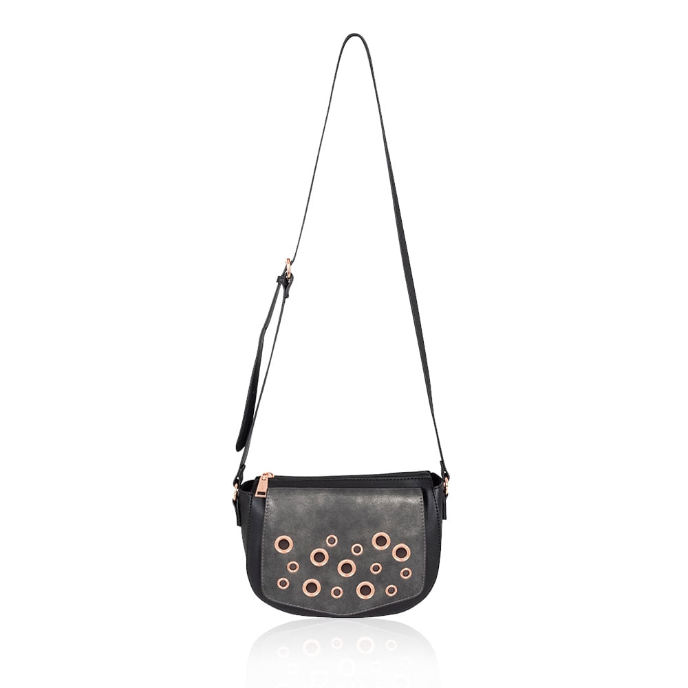 Cartera Seul Ss20 Cross Bag Black S