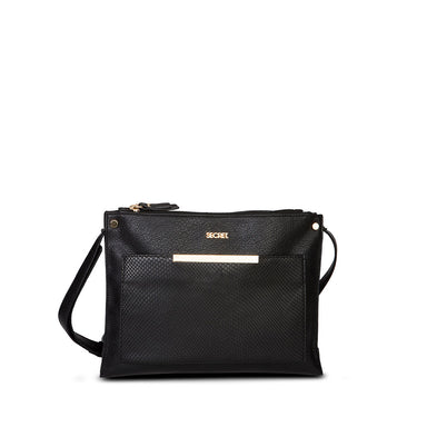 Cartera Roveniemi Fw20 Cross Bag Black M