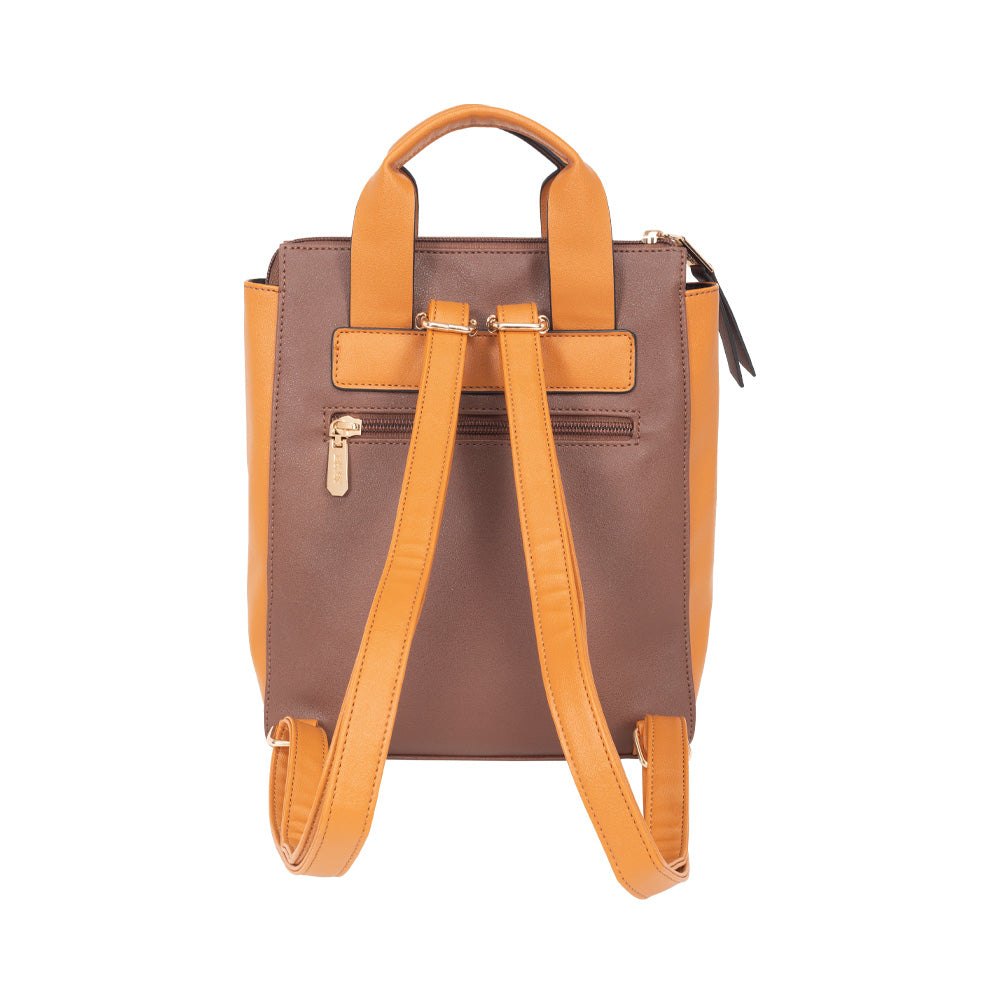 Mochila Filipinas Backpack Brown M