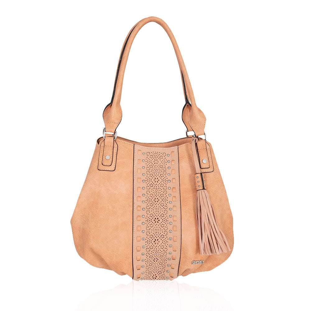 Cartera Sydney Ss20 Shoulder Bag Peach L