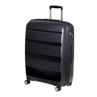 Maleta Rígida Super Strong Spinner Tsa Expandible 583 Negro L