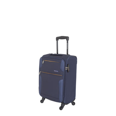 Maleta Blanda Bombay Light Spinner 55/20 Navy Cabina
