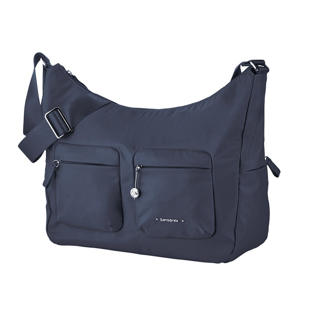 Cartera Move 3.0 Should. Bag M+2 Pock Dark Blue