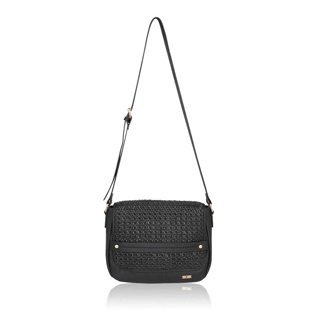 Cartera Anakena Cross Bag Black L