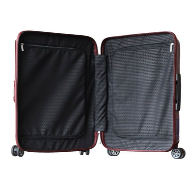 Maleta Rígida Lite-Box Spinner 55/20 Deep Red Cabina