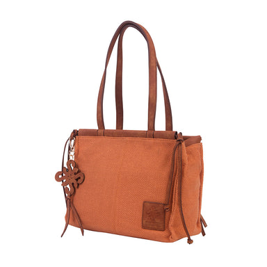 Cartera Thailand Tote Orange L