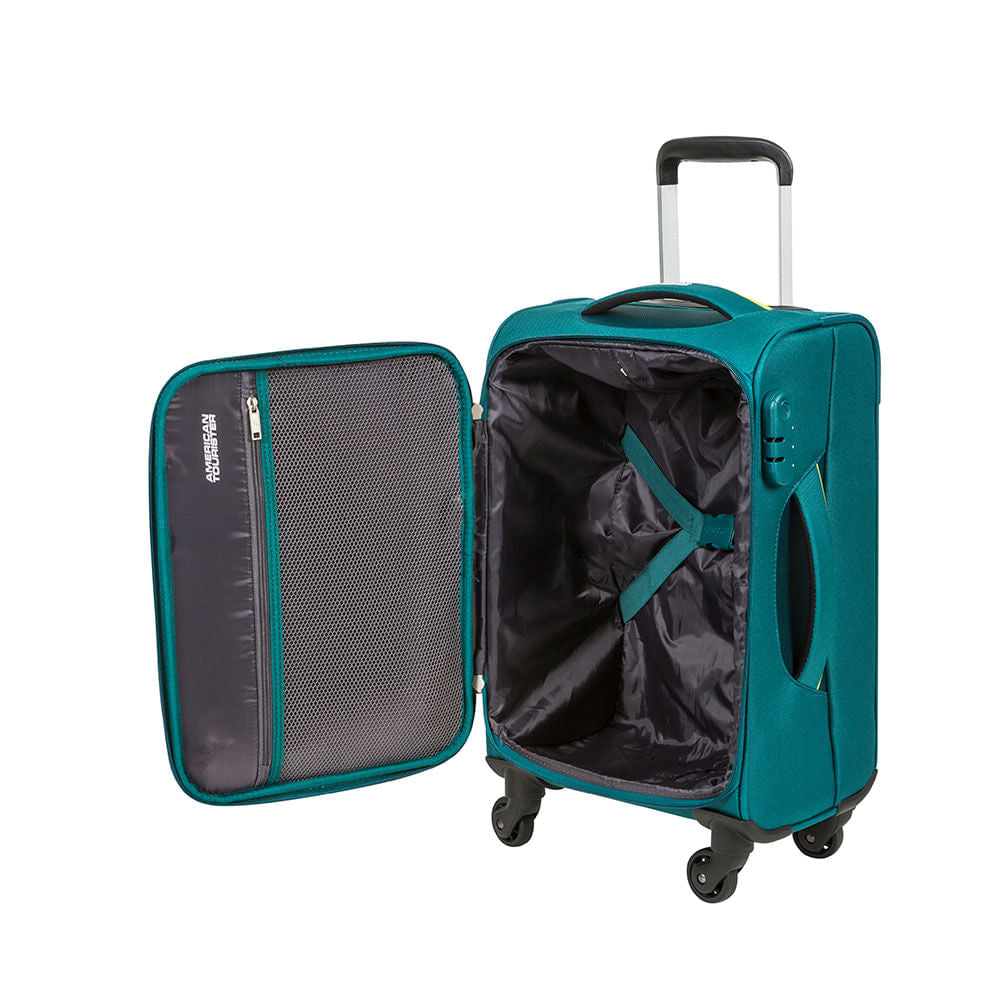 Maleta Stirling Light Teal Cabina 42,8 Lts