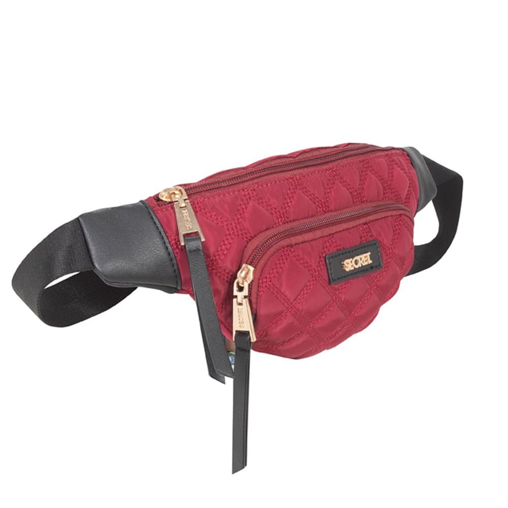 Banano Andorra Fw19 Belt Bag M Red