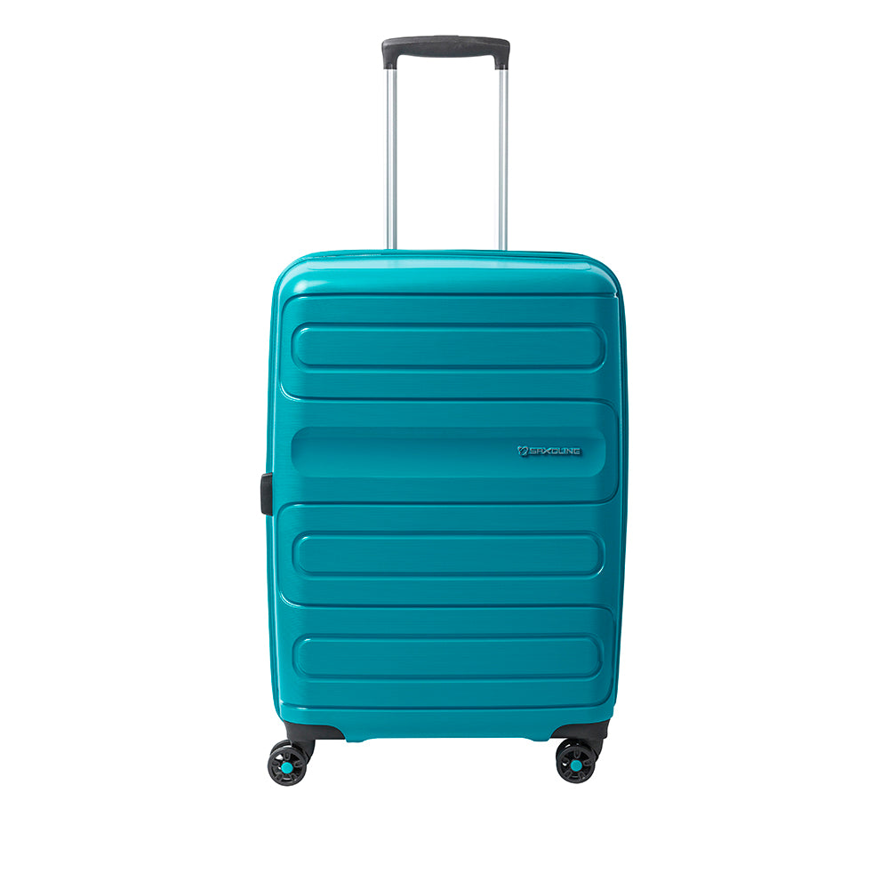 Maleta Fortress Spinner 67 Teal M 3,7 Lts