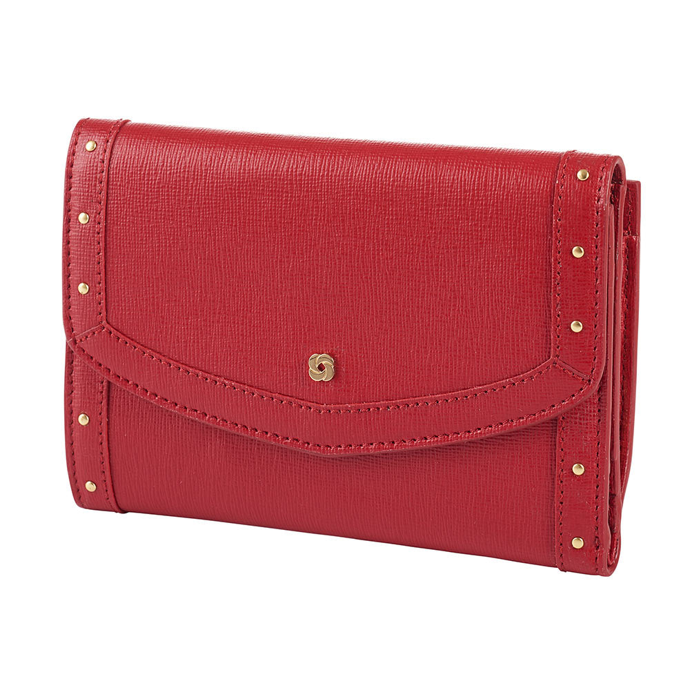 Billetera Elizabeth 303 Scarlet Red Chica 0,1 Lts