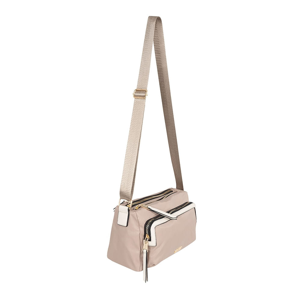 Cartera Vancouver Ss20 Cross Bag 2D Natural M