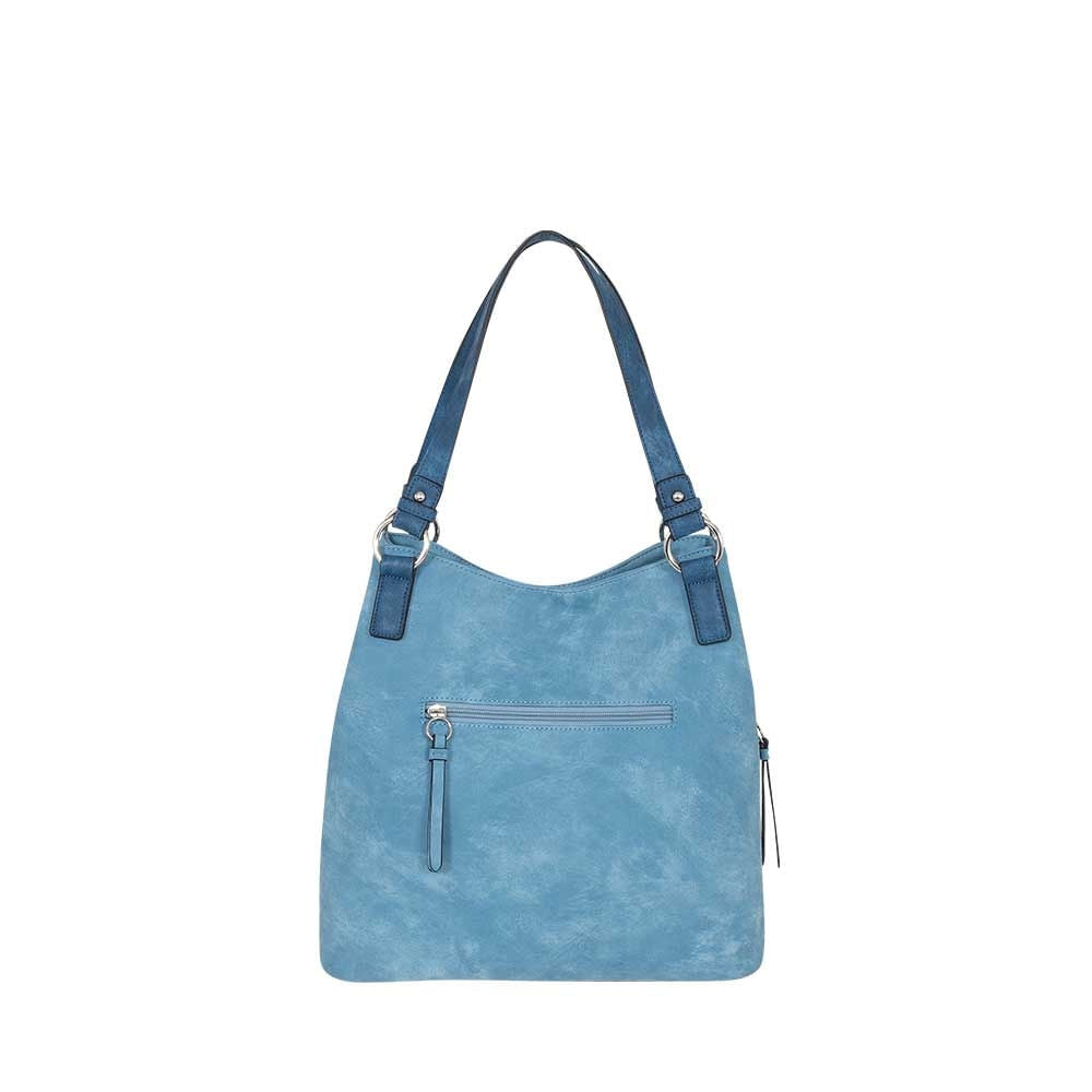 Cartera Goa Ss20 Shoulder Bag Light Blue L