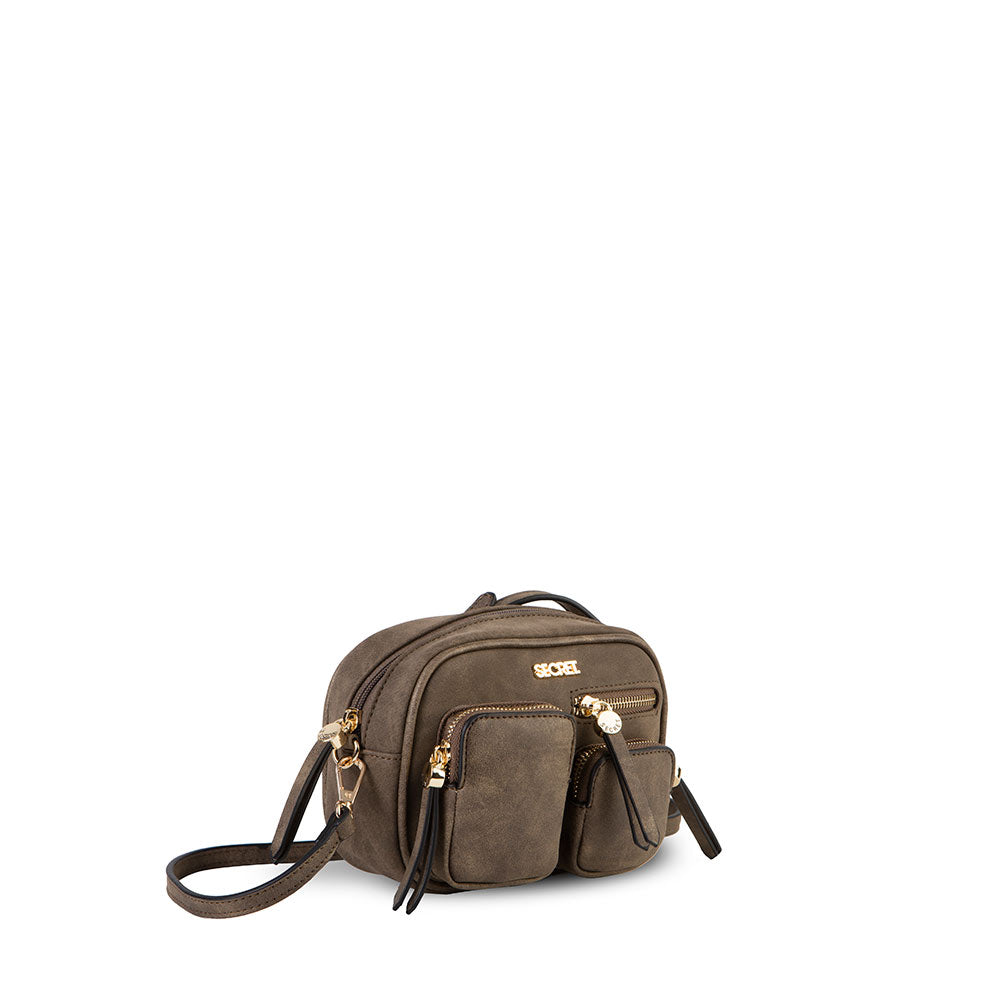 Cartera Edimburgo Crossbag Olive S