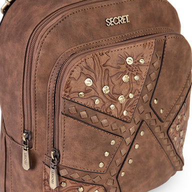 Mochila Inverness Fw20 Backpack Brown S