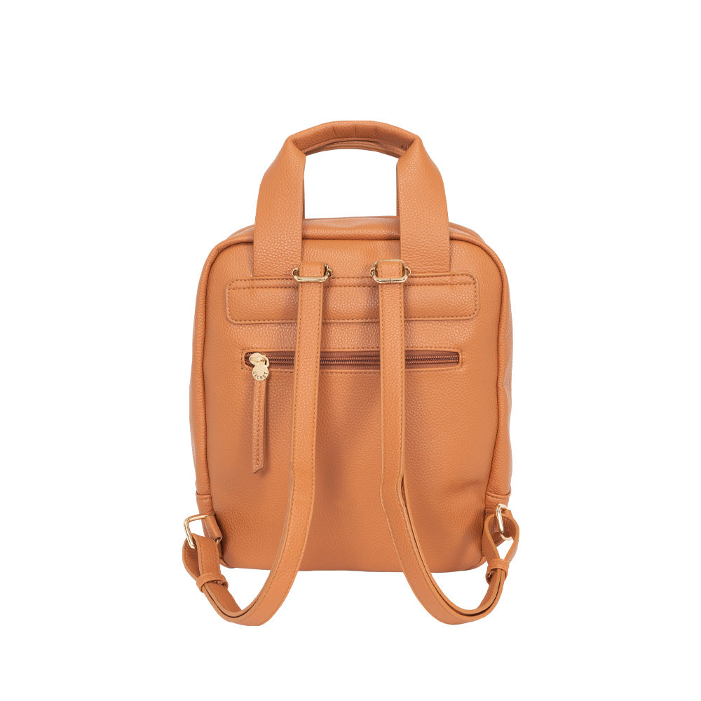 Mochila Aragon Backpack Medium Brown M