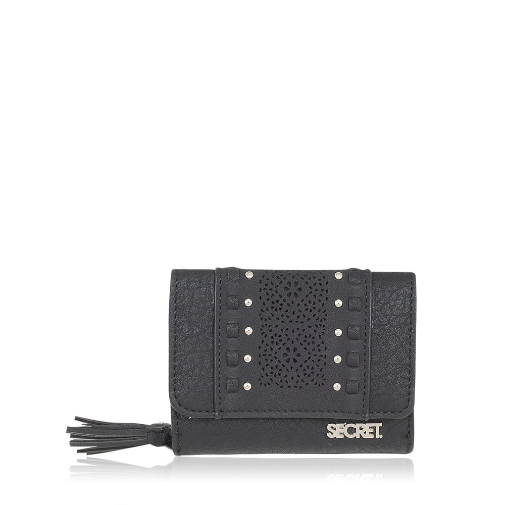 Billetera Sydney Ss20 Black S