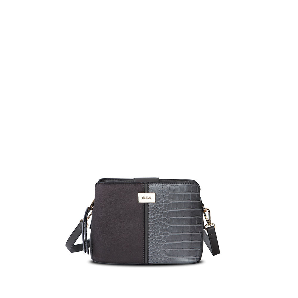 Cartera Oulu Fw20 Cross Bag Grey S