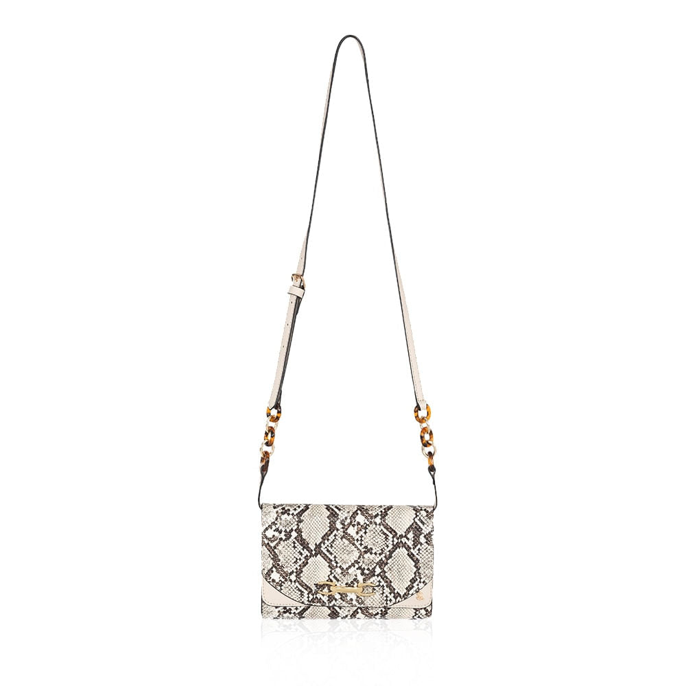 Cartera Paris Ss20 Cross Bag Bone S