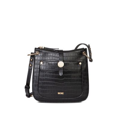 Cartera Lisburn Fw20 Crossbag Black M