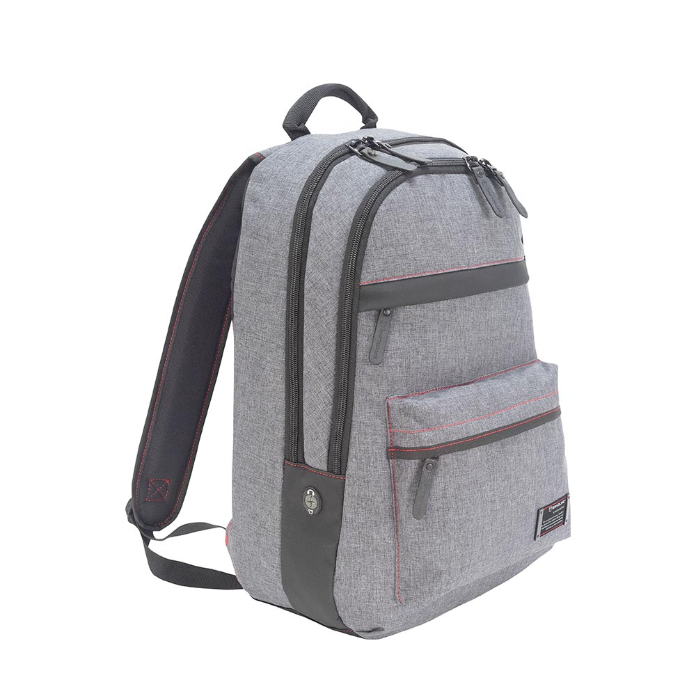 Mochila Equity Backpack 804 Melange Grey 23,5 Lts