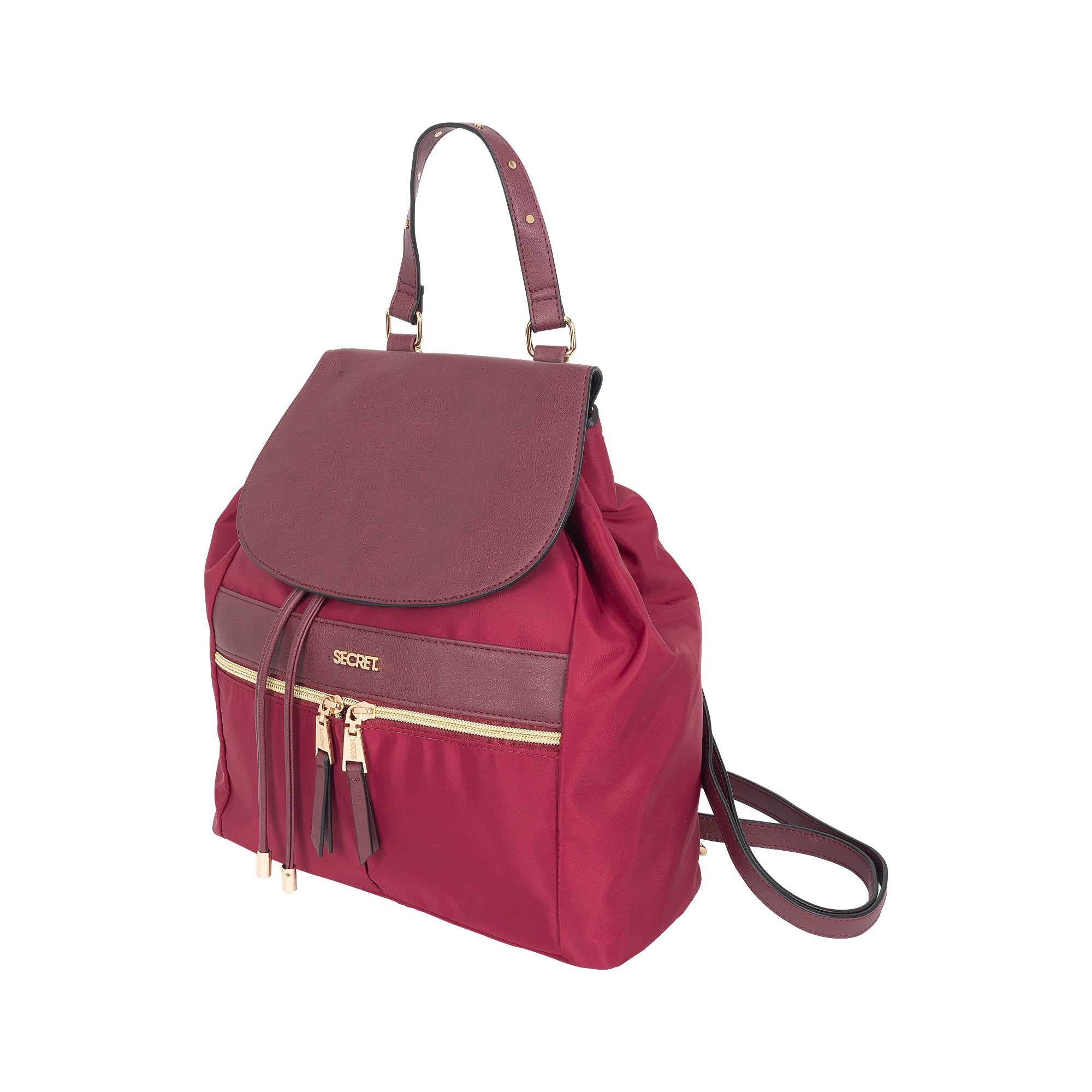 Mochila Barein Backpack Burgundy L