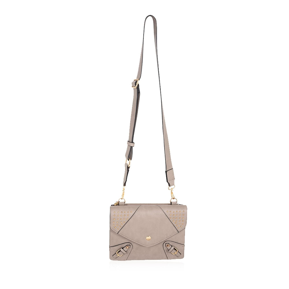 Cartera Praga Ss20 Cross Bag Grey M