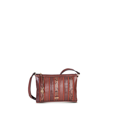 Cartera Akraness Fw20 Cross Bag Brown S