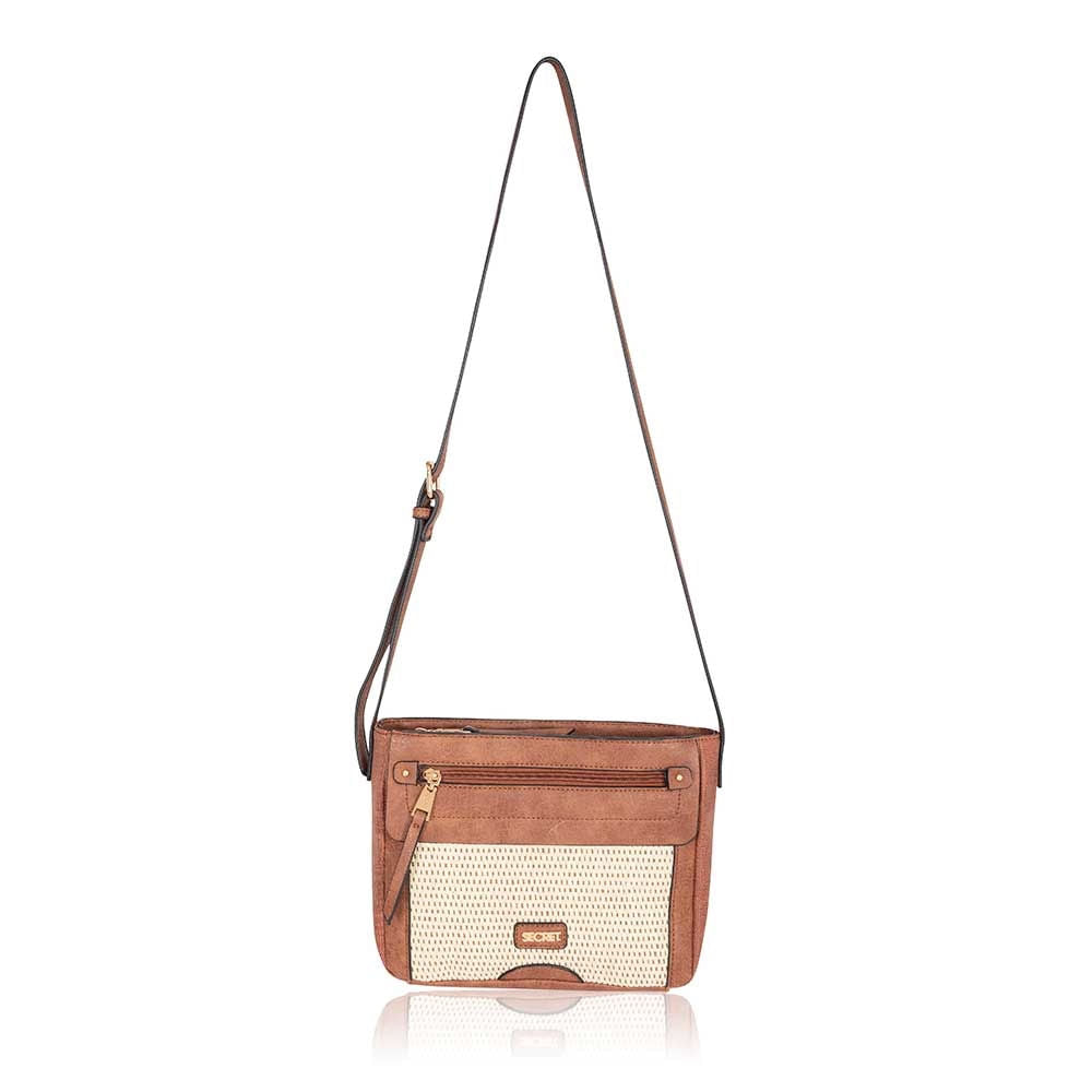 Cartera Lanai Ss20 Cross Bag Brown M