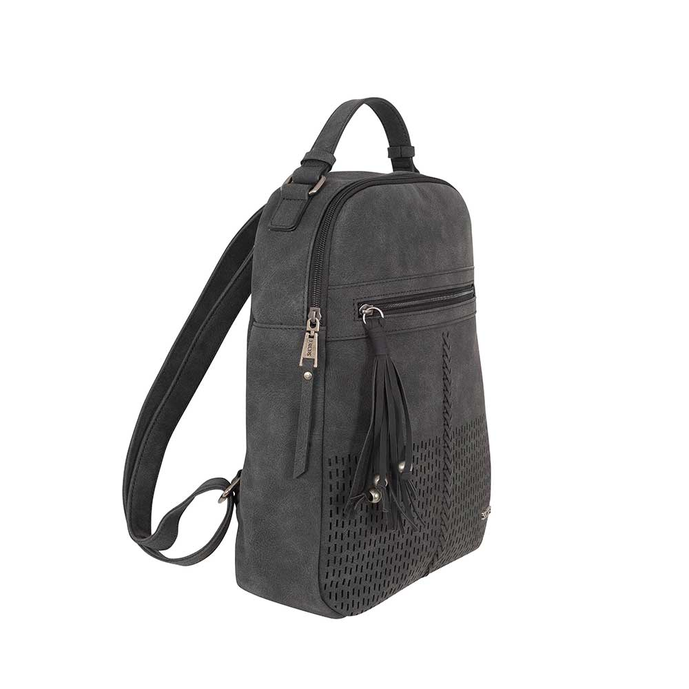 Mochila Auckland Backpack Black L