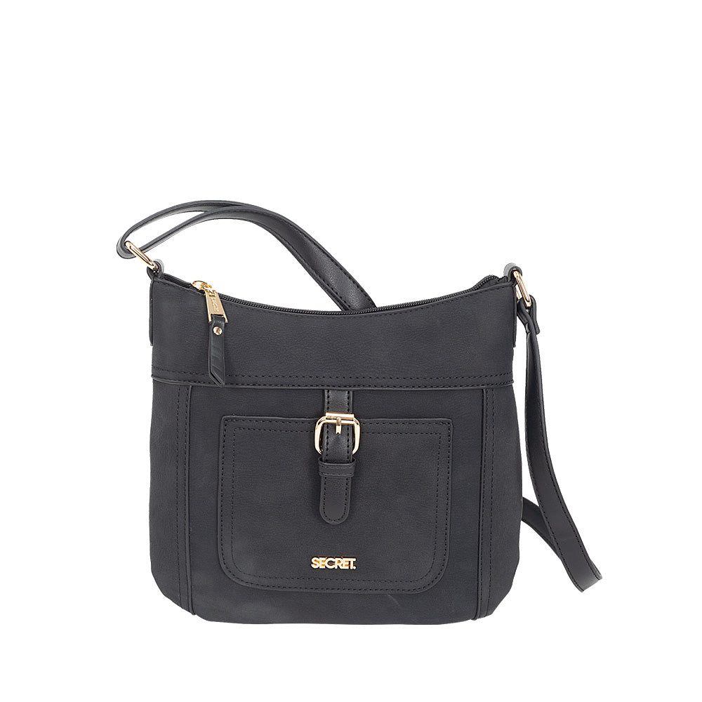 Cartera Alicante Cross Bag Black M