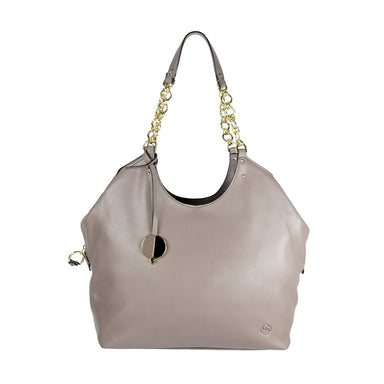 Cartera Sphinx Hobo Bag 3 Comp Dark Taupe