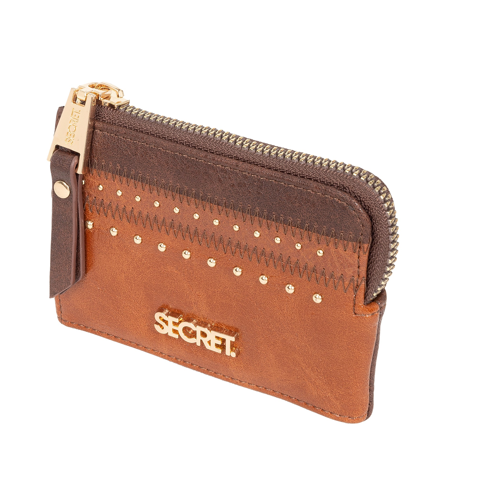 Tarjetero Etiopia Card Holder Brown S