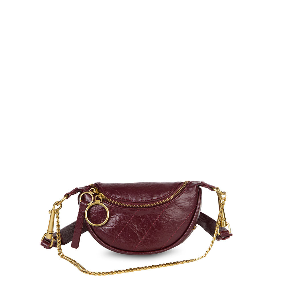 Banano Perth Fw20 Belt Bag S Burgundy S