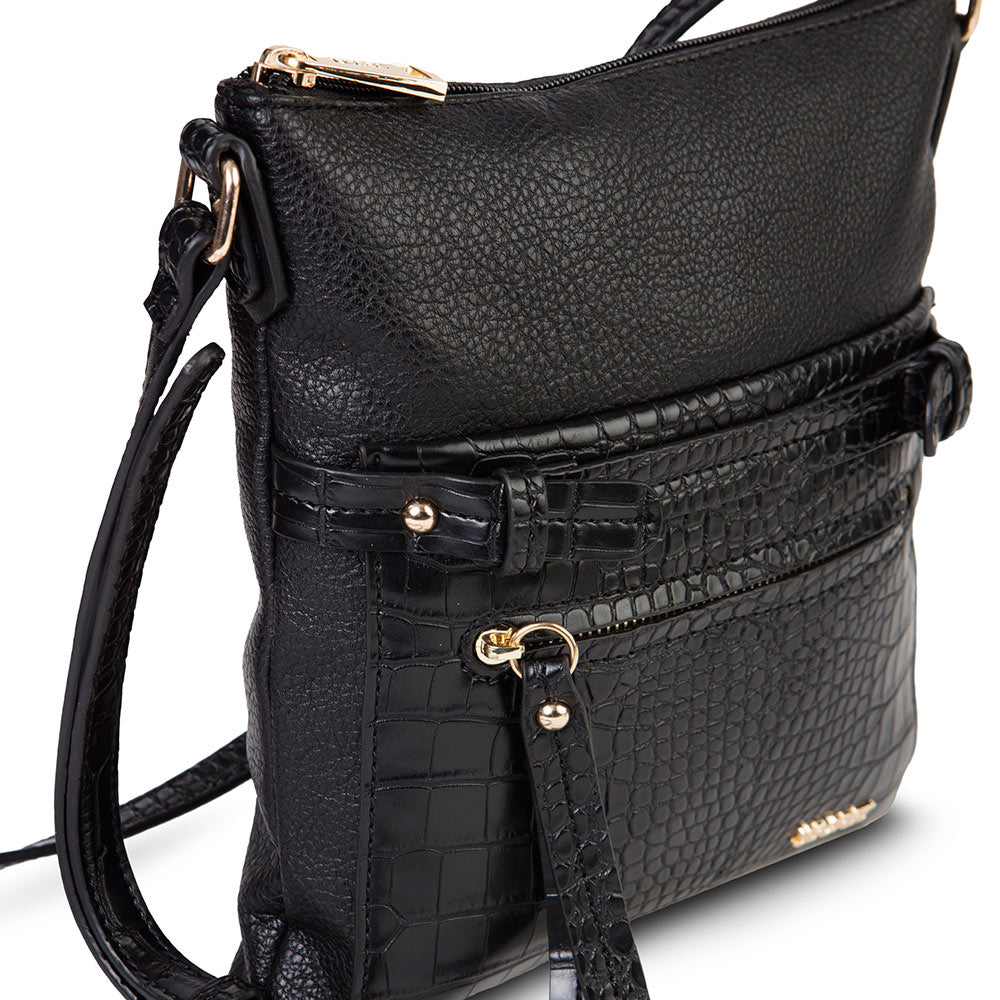 Cartera Malmo Fw20 Cross Bag Black S