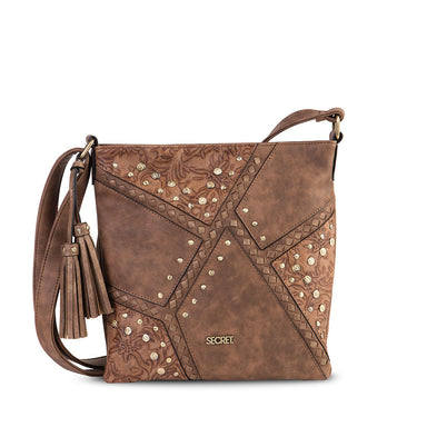 Cartera Inverness Fw20 Crossbag Brown M