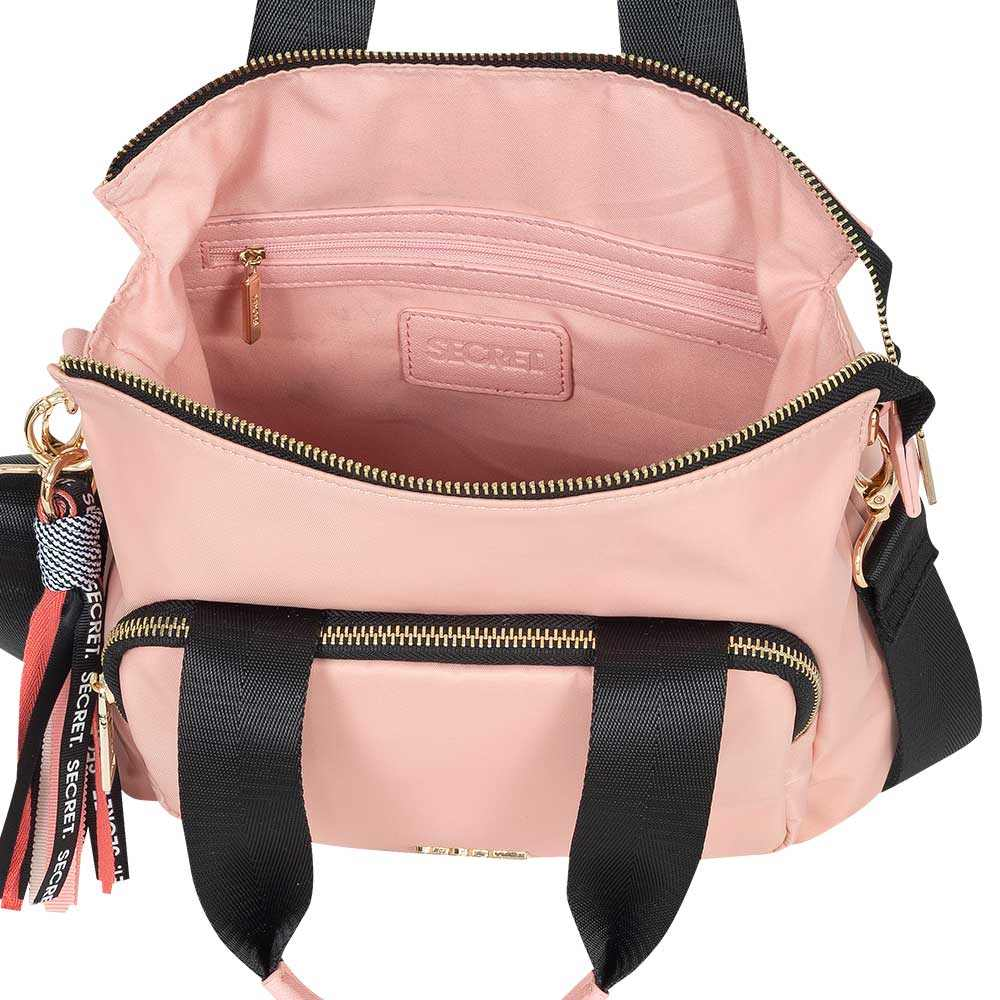 Cartera Nashville Ss20 Satchel Bag Rose M