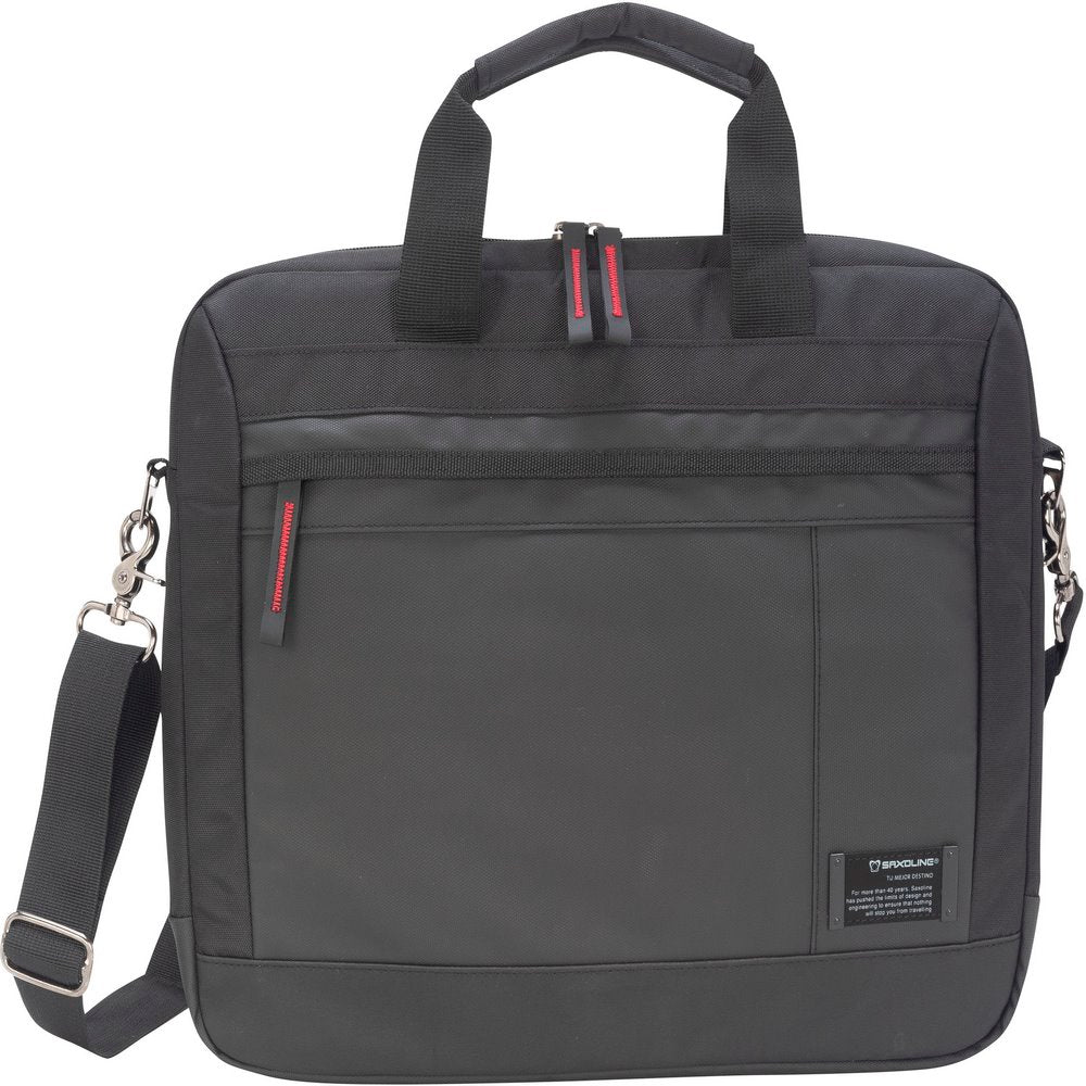Maletín Equity Briefcase 805 Black 11,5 Lts