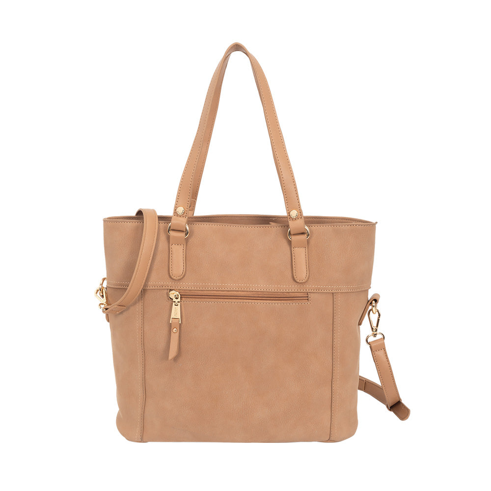 Cartera Alicante Tote Toasted L