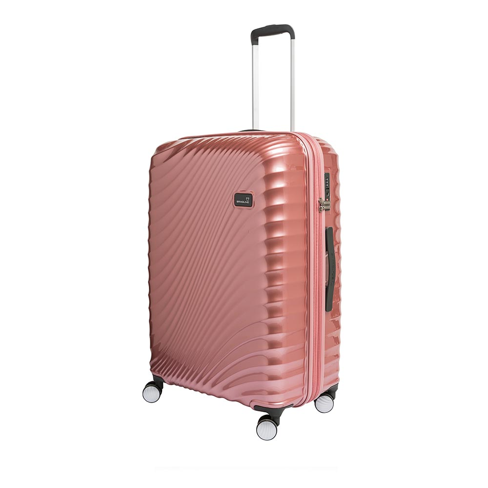 Maleta Eclipse Fashion Spinner 78/28 Rose Gold L 121,7 Lts