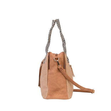 Cartera Malaui Tote Natural L
