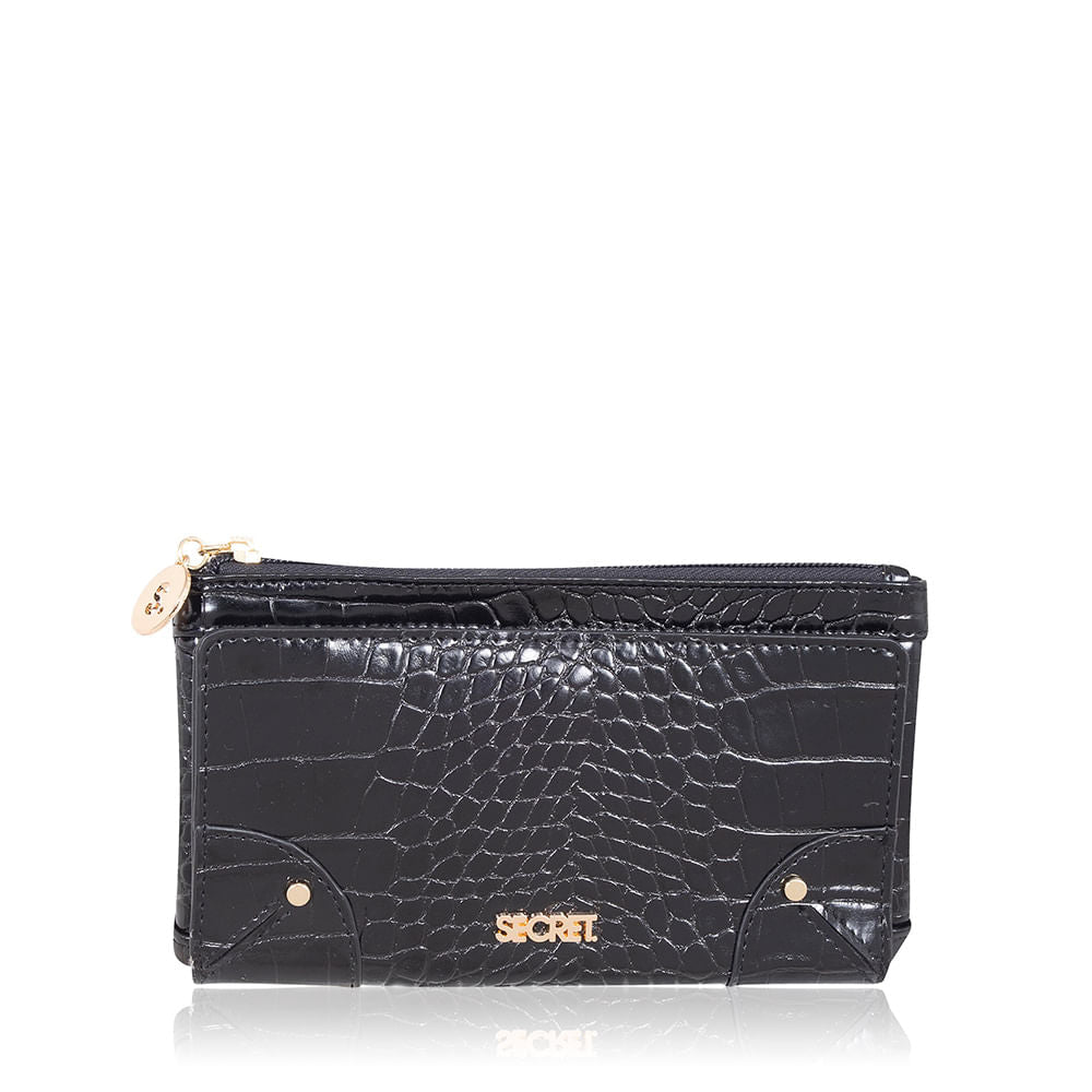 Billetera Toronto Ss20 Black Xl