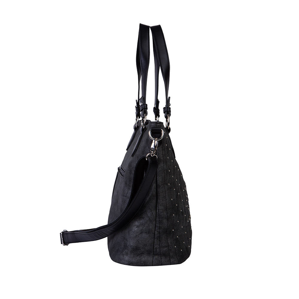 Cartera Laos Tote Black L