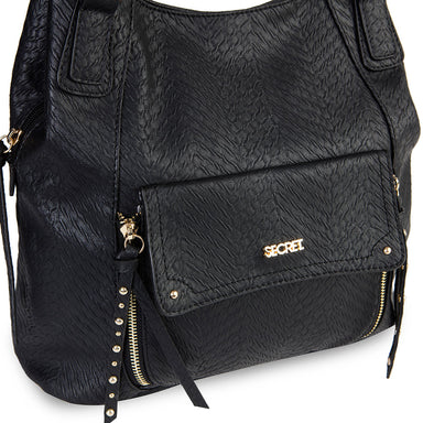 Cartera Kolding Shoulder Bag Black L