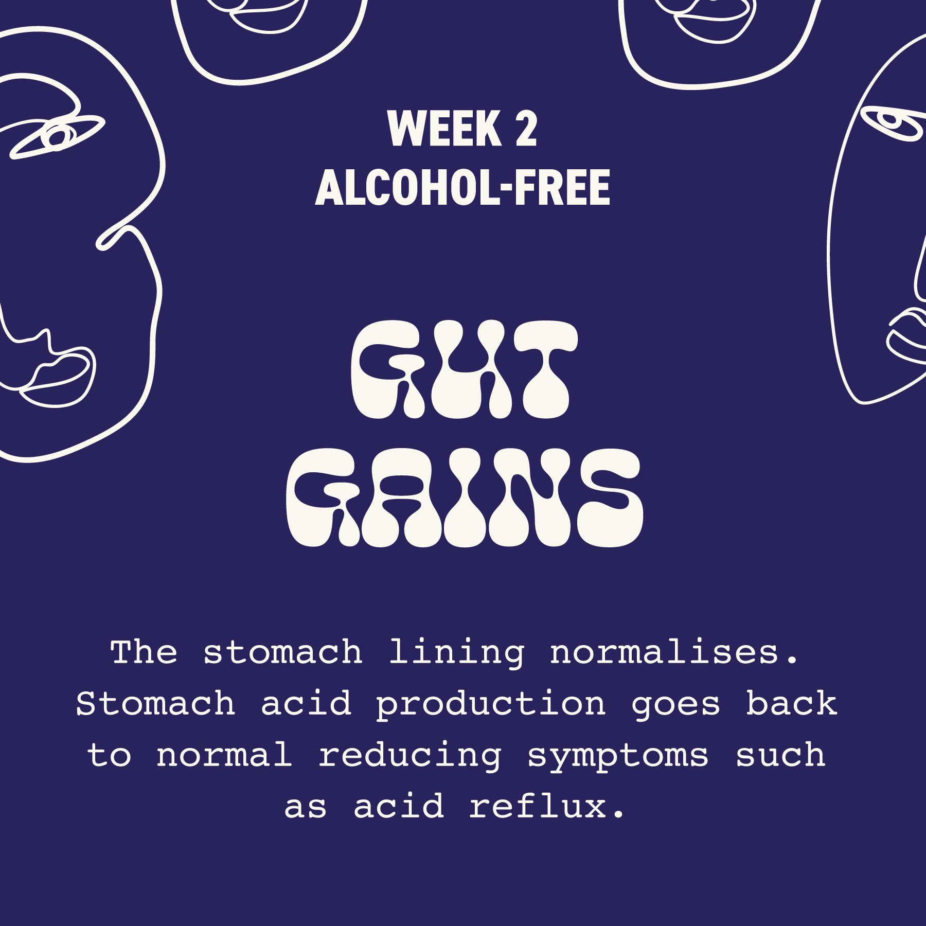 alcohol and gut health