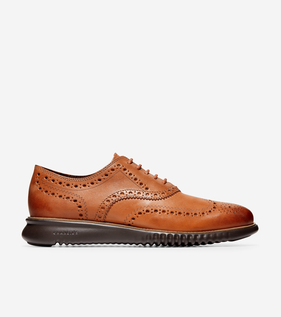 2.ZERØGRAND Wingtip Oxford