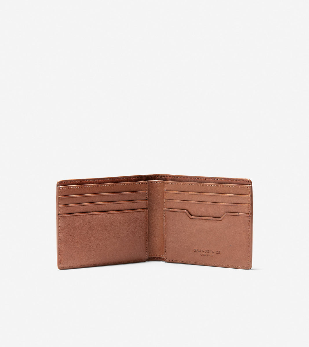 GRANDSERIES Leather Slim Bifold